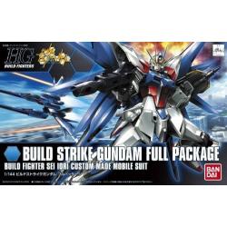 HG BF Build Strike Gundam Full Package 1/144