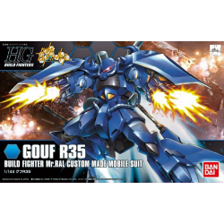 HG BF Build Gouf R35 1/144