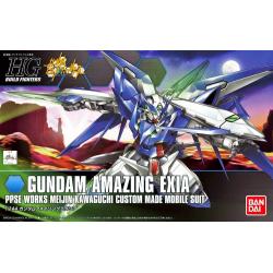 HG BF Gundam Exia Amazing 1/144