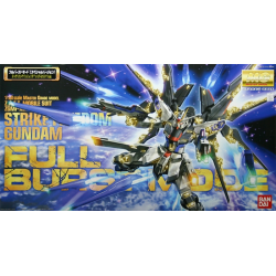 MG Strike Freedom Gundam Full Burst Mode