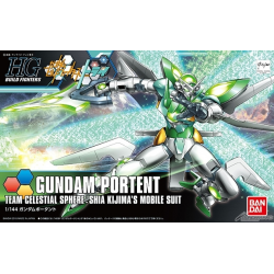 HG BF Gundam Portant