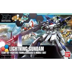 HG BF Lighting Gundam