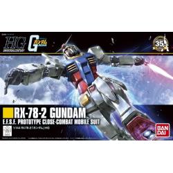 HG UC RX-78-2 Gundam