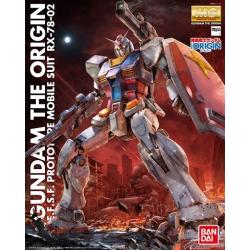 MG RX-78-2 Gundam [The Origin]