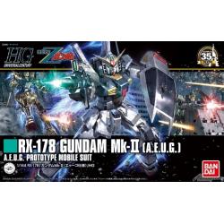 HG UC RX-178 Gundam MK-II A.E.U.G.  [The Revive]