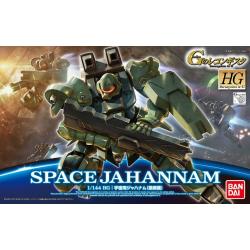 HG Space Jahanam