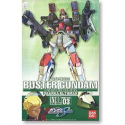 HG Buster Gundam (03)