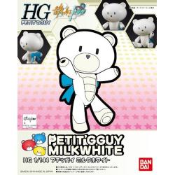 HG BF Petit'g Guy MilkWhite