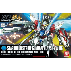 HG BF Star Build Strike Gundam Plavsky Wing 1/144