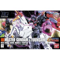 HG Master Gundam & Fuunsaiki (128)