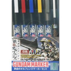 Gundam Orphans Marker Set