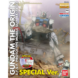 MG RX-78-2 Gundam [The Origin] Special Ver.