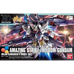 HG BF Amazing Strike Freedom Gundam (53)