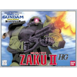HG MS-06 Zaku