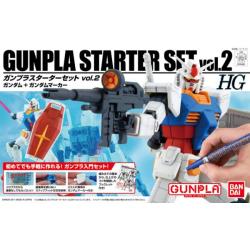 HG UC Gunpla Starter Set 2