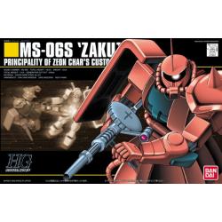 HG UC MS-06S Zaku 2 (032)