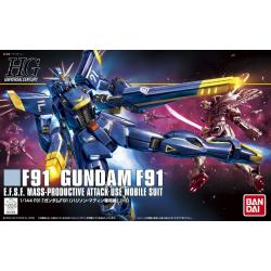 HG UC F91 Gundam F91 (168)