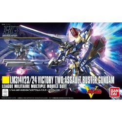 HG UC V2 Assault Buster Gundam (189)