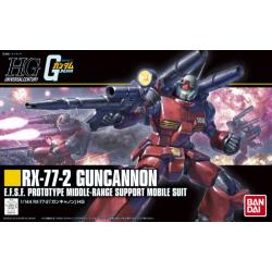 HG UC RX-77-2 Guncannon (190)