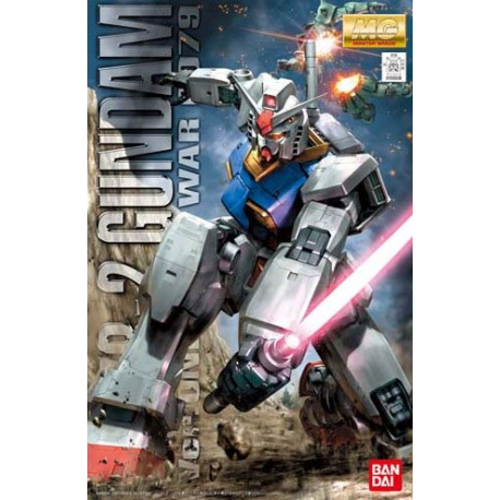 MG Gundam RX-78-2 O.Y.W (Anime Color)