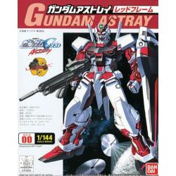 No Grade Astray Red Gundam