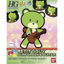 HG BF Petit'gguy Surfgreen & Guitar (08)