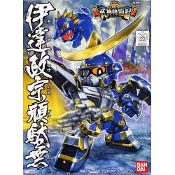 BB350 Date Masamune Gundam
