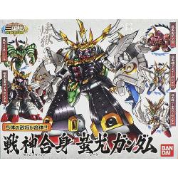 BB352 Senzin Gasshin Syuu Gundam