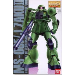 MG MS-06F/J Zaku II (Coating Version)