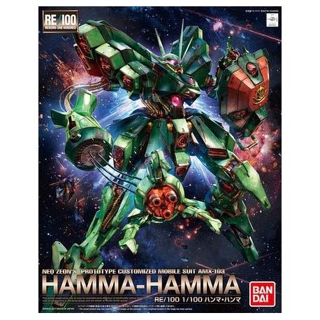 RE/100 Hamma Hamma (007)