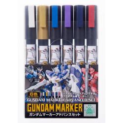 Gundam Marker Set - Gundam Marker Advanced Set