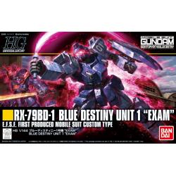 HG UC Blue Destiny Unit 1 Exam (207)