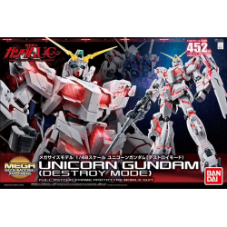 MEGA SIZE Unicorn Gundam [Destroy Mode]