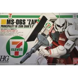 HG UC MS-06S Zaku 2 (7-11)