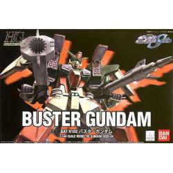 HG Buster Gundam (04)