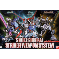 HG Strike Gundam Striker Weapon System