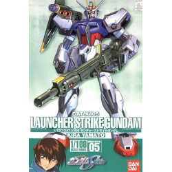 HG Launcher Strike Gundam (05)