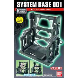 Builders Parts - System Base 001 (Black)