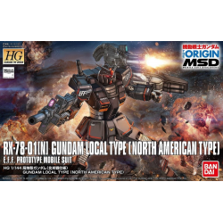HG Gundam Local Type (North American Front)