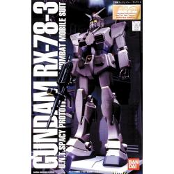 MG RX-78-3 Gundam