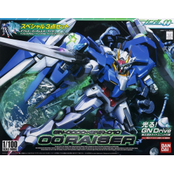 HG OO Gundam + O-Raiser (13)