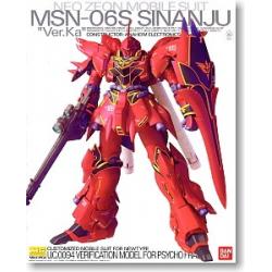 MG MSN-06S Sinanju 1/100