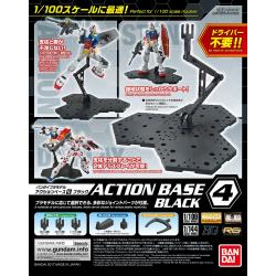 Action Base 4 - Black