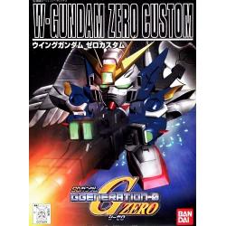 BB203 XXXG-00W0 W Gundam Zero Custom