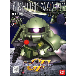 BB218 MS-06F Zaku