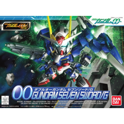 BB368 OO Gundam Seven Sword G