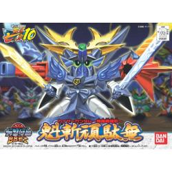 BB190 Kaiza Gundam (Kirahagane Gokusai Ver)