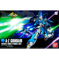 HG BF A-Z GUNDAM (00)