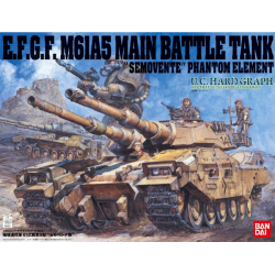 E.F.G.F M61A5 Main Battle Tank Type 61
