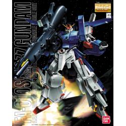 MG MSZ_010S Full Armor ZZ Gundam